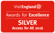 Visit England Silver 2016