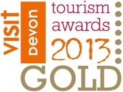 Visit Devon Gold Award 2013