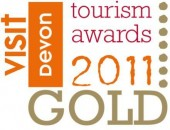 Visit Devon Gold Award 2012
