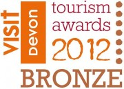 Visit Devon bronze Award 2013