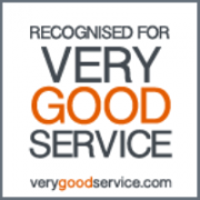 very good service logo