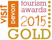 Visit Devon Gold Award 2015
