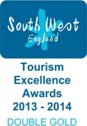 South West Double Gold Award 2013 /14