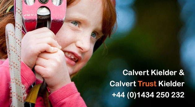 Contact Calvert Kielder and Calvert Trust Kielder
