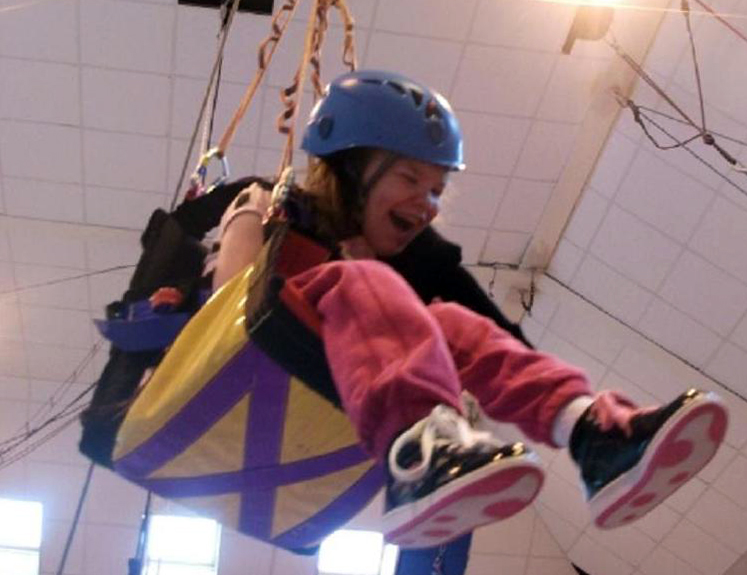 Trapeze and Swing